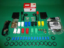 KIT ARCADE 2 JOYSTICKS, 18 BOTONES + INTERFACE USB 2 JUGADORES+CABLES+CABLE USB