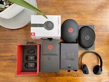 Beats by Dr. Dre Solo3 Wireless Headphones | Matte Black | Excellent Condition
