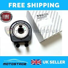 GENUINE Fiat Ducato Oil Cooler Heat Exchanger 2.5D/TD 2.8TD JTD 98480768