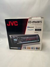 JVC KD-R960BTS CD Receiver with Bluetooth®  and Front USB/AUXNEW IN BOX