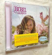 BEBEL GILBERTO CD ALL IN ONE 0602527166902 2009 BRAZILIAN MUSIC