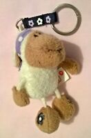 NICI Jolly Mah Sheep Jollyliselle Lila Purple Talismini 30202 Beanbag Key Ring