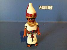 (M451) Playmobil série égypte pharaon du temple ref 4243 4242 4240 4241