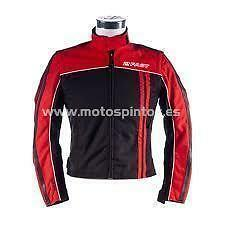 AXO GIACCA JACKET 2FAST ROSSO NERO SIZE L