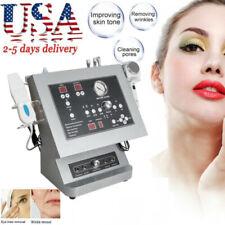 4in1Diamond dermabrasion microdermabrasion ultrasonic Skin Scrubber Machine Us