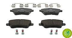 Ferodo Front Brake Pad for Ford B-Max Fiesta Tourneo Courier Transit JK VI CB1