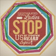 1 CENT CD Stop Us If You've Heard This One Before! - Barenaked Ladies