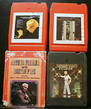 VINTAGE 8 TRACK TAPES, 4 ARTHUR FIEDLER AND THE BOSTON POPS