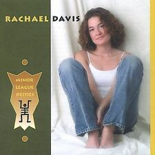 Minor League Dieties * by Rachael Davis (CD, Aug-2003) Free Ship #HK99