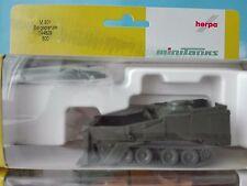 herpa Minitanks 1:87 744829  M901 Bergepanzer mit Räumschild (US)