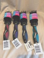 NWT CONAIR Color Zone All Day Brushing Rectangular Hair Brush 72504 Choose Color