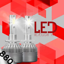 XENTEC LED HID Foglight kit 893 White for 2003-2005 Ford E-150 Club Wagon