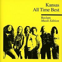 KANSAS - ALL TIME BEST-RECLAM MUSIK EDITION 41  CD NEW+
