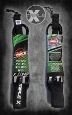 Triple X 9' X COMP Leash/Surfboard Leash/Black/Ankle Leash