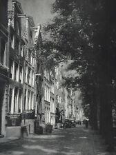 Leonard Misonne 1870-1943 Amsterdam 1938