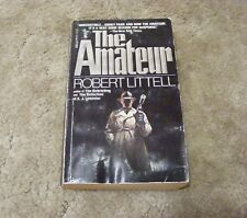 The Amateur by Robert Littell (1982, Paperback)