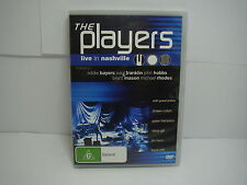The Players: Live in Nashville DVD