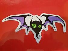 Low Brow Kustom Kulture Art Sticker Hot Rod Car Decal Von Franko Shag Kozik Kruz