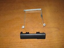 GENUINE!! DELL XPS L502X SERIES HARD DRIVE CADDY FRONT BEZEL SCREWS 73YH2 VGHV1