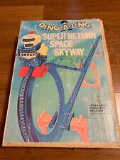 Topper Toys Ding a Ling Robots Super Return Skyway Nice Set