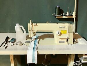 Brother Industrial Sewing Machine DB2-B755-3A MarkIII with ECO motor Speed Contr