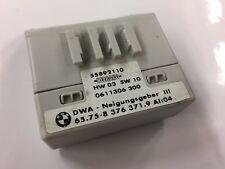 BMW E36 Serie 3 Alarm Steuergerät 55892110 Helbako