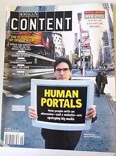Brill's Content Magazine Human Portal Meta Filter Dot Com May 2001 051517nonrh