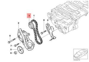 Genuine BMW E46 E60 E60N E61 E61N E63 E64 Crankshaft Sprocket OEM 11317502180