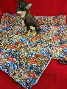 DOG CAT RABBIT SEAT PROTECTOR and BLANKET Bedding 'Disney'