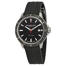 Raymond Weil Tango Black Dial Mens Watch 8160-SR1-20001
