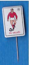 FOOTBALL - Soccer Club FK VELEZ - Mostar, Bosnia - club's jersey pin badge