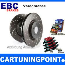 EBC B05 Bremsen Kit VA Beläge Scheiben für Opel Corsa B 73,78,79,F35 DP325 GD082