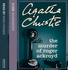 The Murder of Roger Ackroyd: Complete & Unabridged by Agatha Christie (CD-Audio, 2005)
