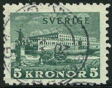 Sweden 1931Royal Palace at Stockholm Scott 229 Used Cv$13 0C