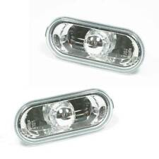 For VW Golf MK4 1998 - 2004 Crystal Clear Side Repeaters Indicators 1 Pair