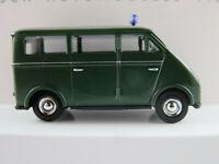 """Busch 40922 DKW 3=6 Fensterbus (1956) """"POLIZEI"""" in grün 1:87/H0 NEU/OVP"""