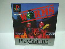 Anleitung - Handbuch - Bedienungsanleitung Playstation 1 - Worms