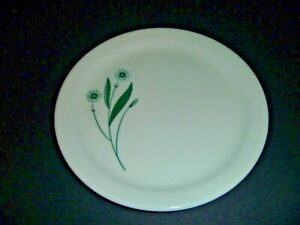 VINTAGE HOMER LAUGHLIN CHINA - BEST CHINA - RESTAURANT WARE- FIELD FLOWERS PLATE
