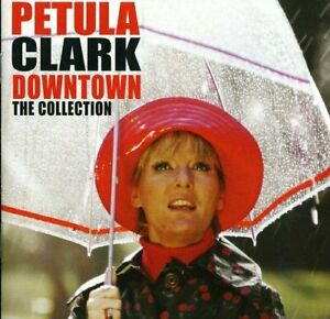 Petula Clark - Downtown: The Collection - Petula Clark CD HAVG The Cheap Fast