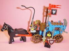 LEGO Red Horse Hitching with Hinge 4587 Set 6027 6040 6042 6022 6023 6038