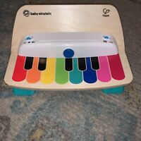 Baby Einstein Magic Touch Piano Wooden Musical Toy Piano ONLY