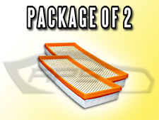 AIR FILTER AF4378 FOR E-150 E-250 E-350 F-150 F-250 F-350 PACKAGE OF TWO