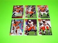 6 BC BRITISH COLUMBIA LIONS UPPER DECK CFL FOOTBALL CARDS 1 3 6 10 11 58 #-1