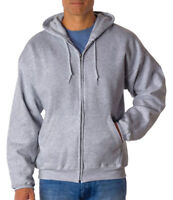 Hanes Men's Comfortblend Long Sleeve Waistband Full Zip Hoodie. P180