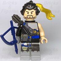 New Overwatch LEGO® Hanzo Shimada Assassin Minifigure from set 75971 Genuine
