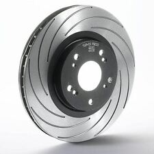 Front F2000 Tarox Brake Discs fit Ford Escort Mk3/4 1.4 (Non ABS) 1.4 86>90