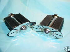 TORRINGTON  BICYCLE PEDALS ART DECO RARE NEW FIT MANY BIKES