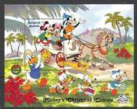 Antigua 1988 Disney/Christmas/Mickey 1v m/s (n22287)