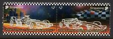 Singapore stamps - 2008 F1 Formula One Night Racing 2v set MNH cars