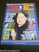 TRUE DETECTIVE - REVENGE OF THE BLACK WIDOW - APRIL 2011